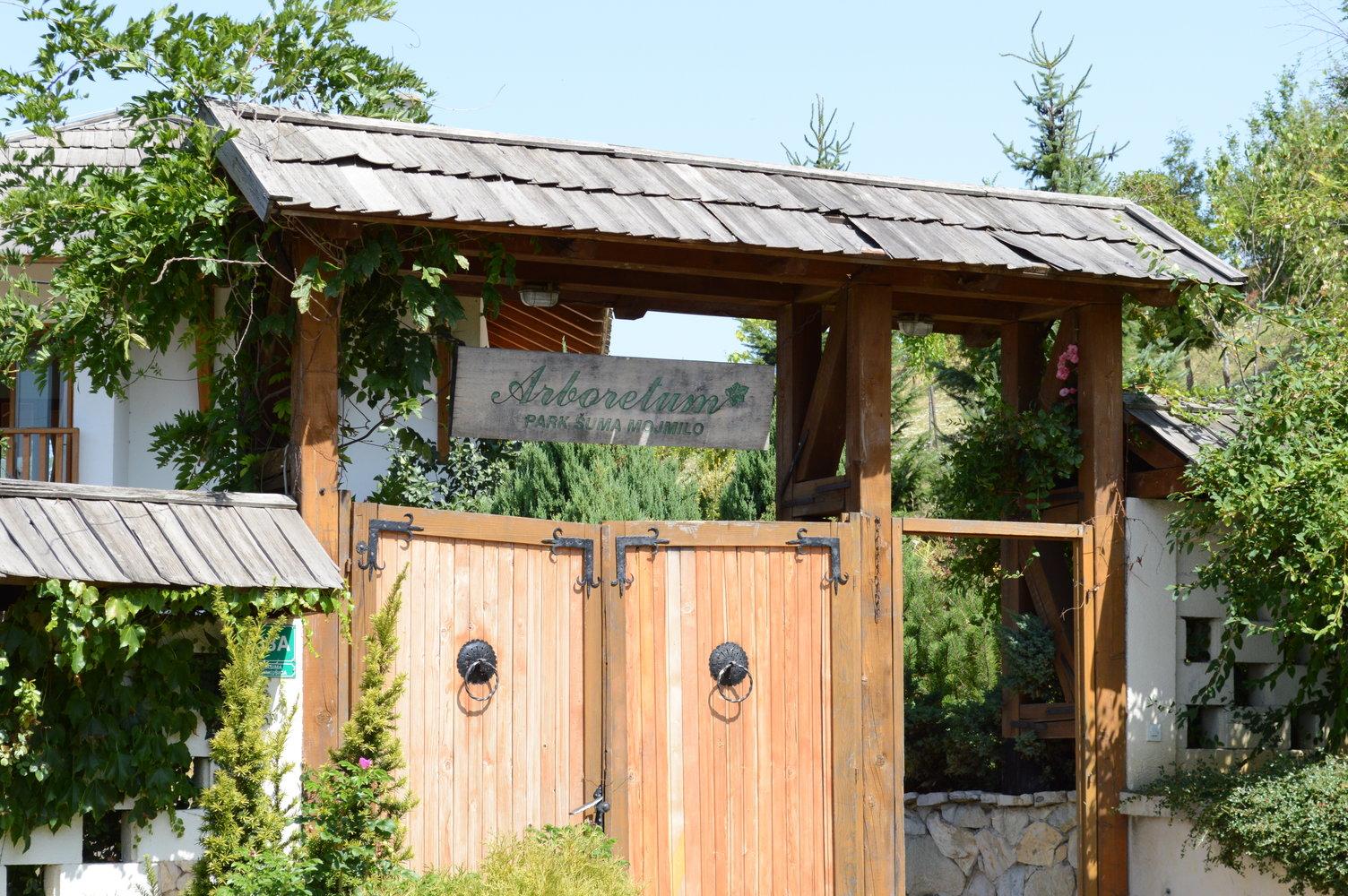 Eko kuća i Park šume Mojmilo