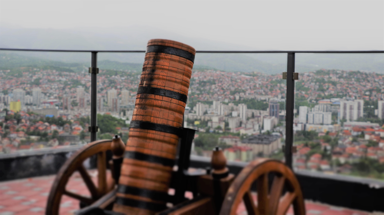 Dom oslobodilaca grada Sarajeva i restoran ''Žuč''