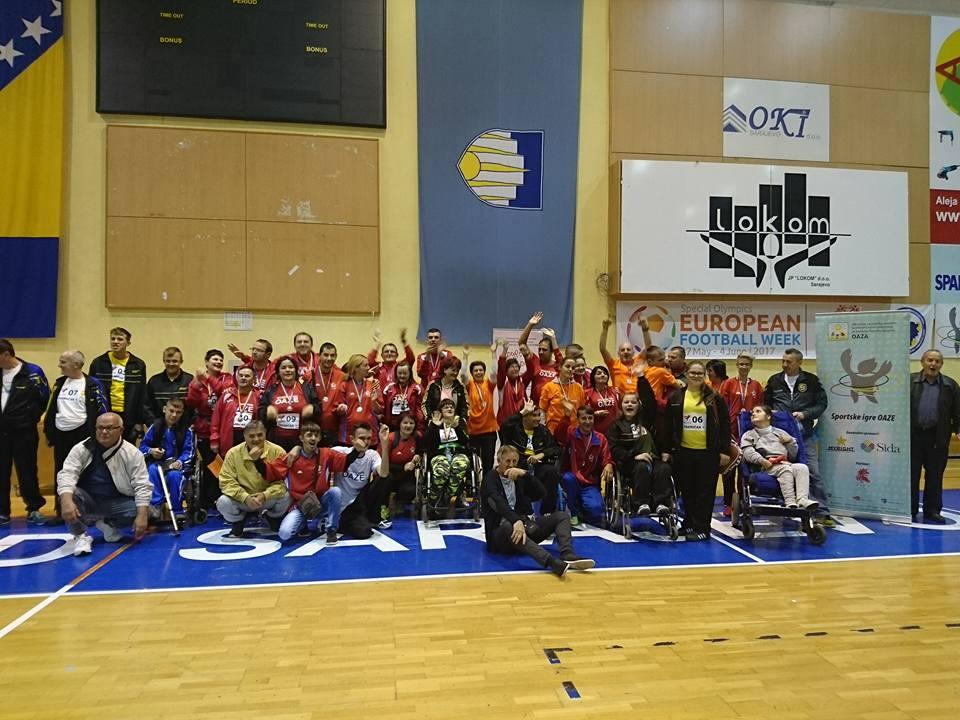 Sportske igre Oaza 2007