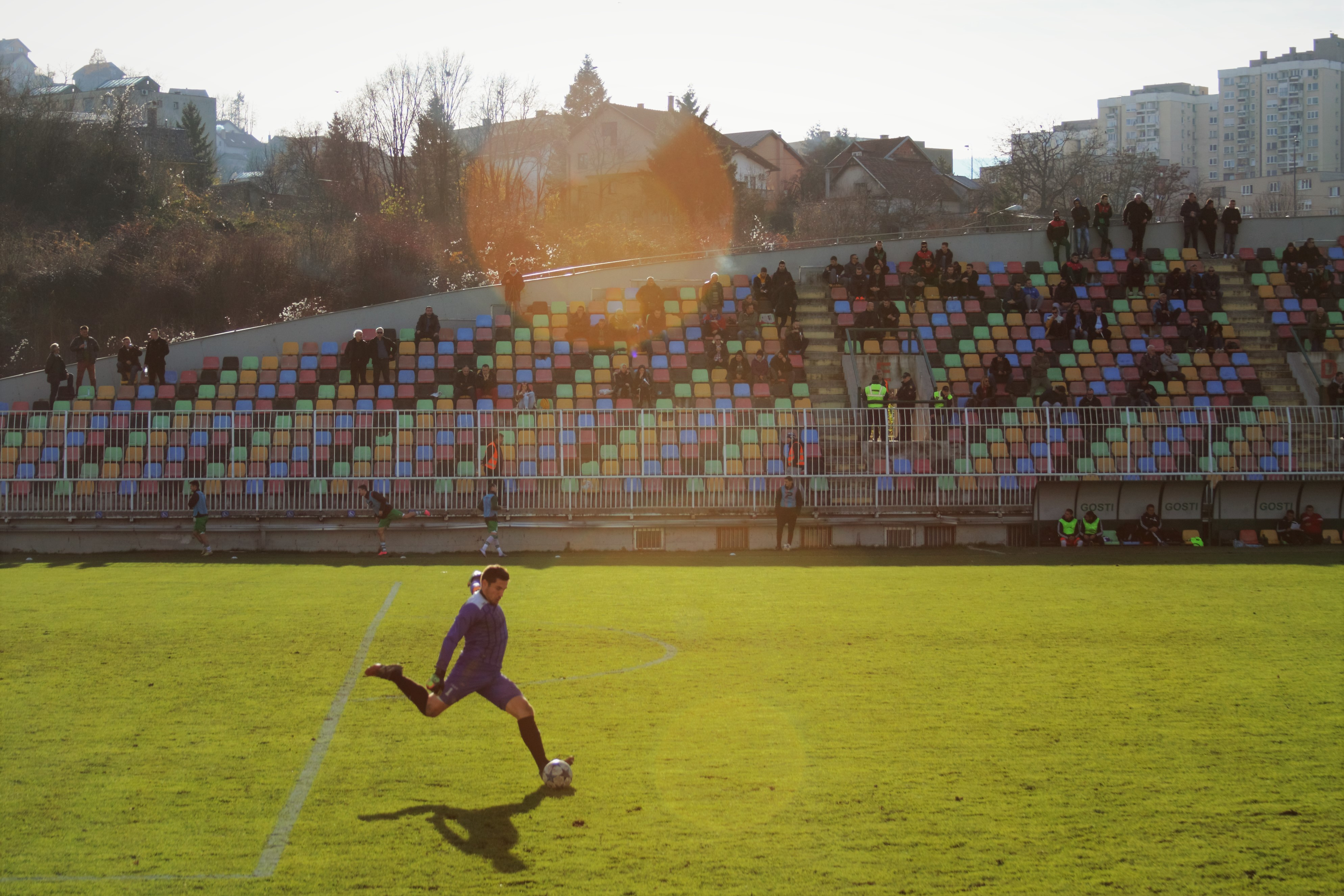 Kup BiH, Stadion Otoka