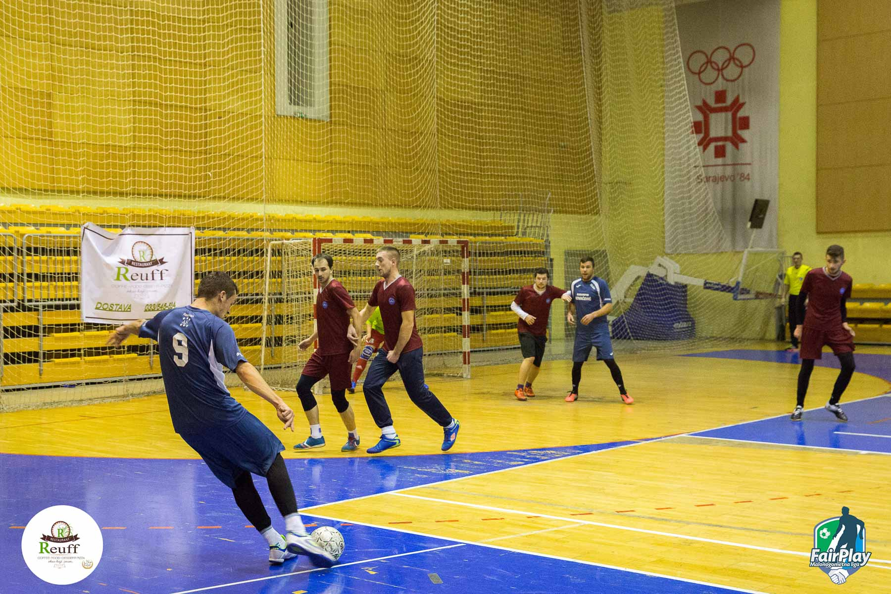 "6. sezona ""Fair Play"" lige/rezultati utakmica"