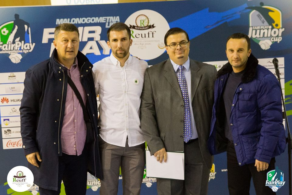 Otvaranje 6. sezone Fair Play lige Almir Turković i Omer Joldic