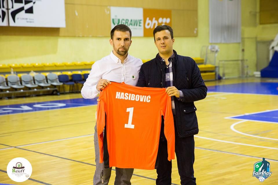 Predsjednik SU Fair Play i brat Damira Hasibovica