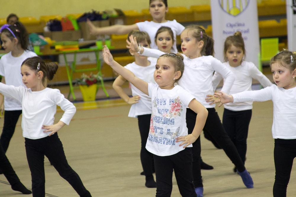 Ritmička gimnastika za djecu 2018