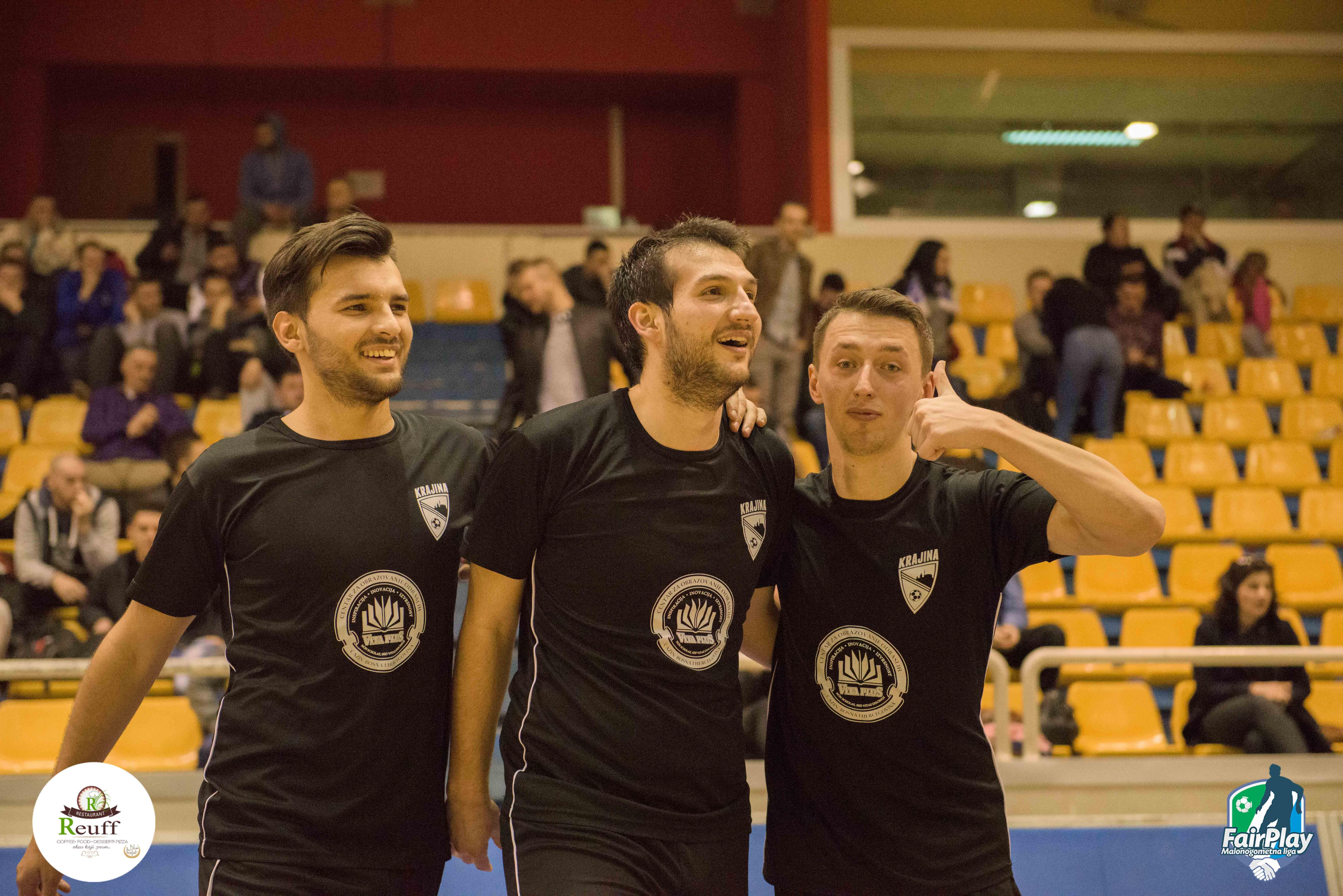 Fair Play liga: Poznati putnici u polufinale