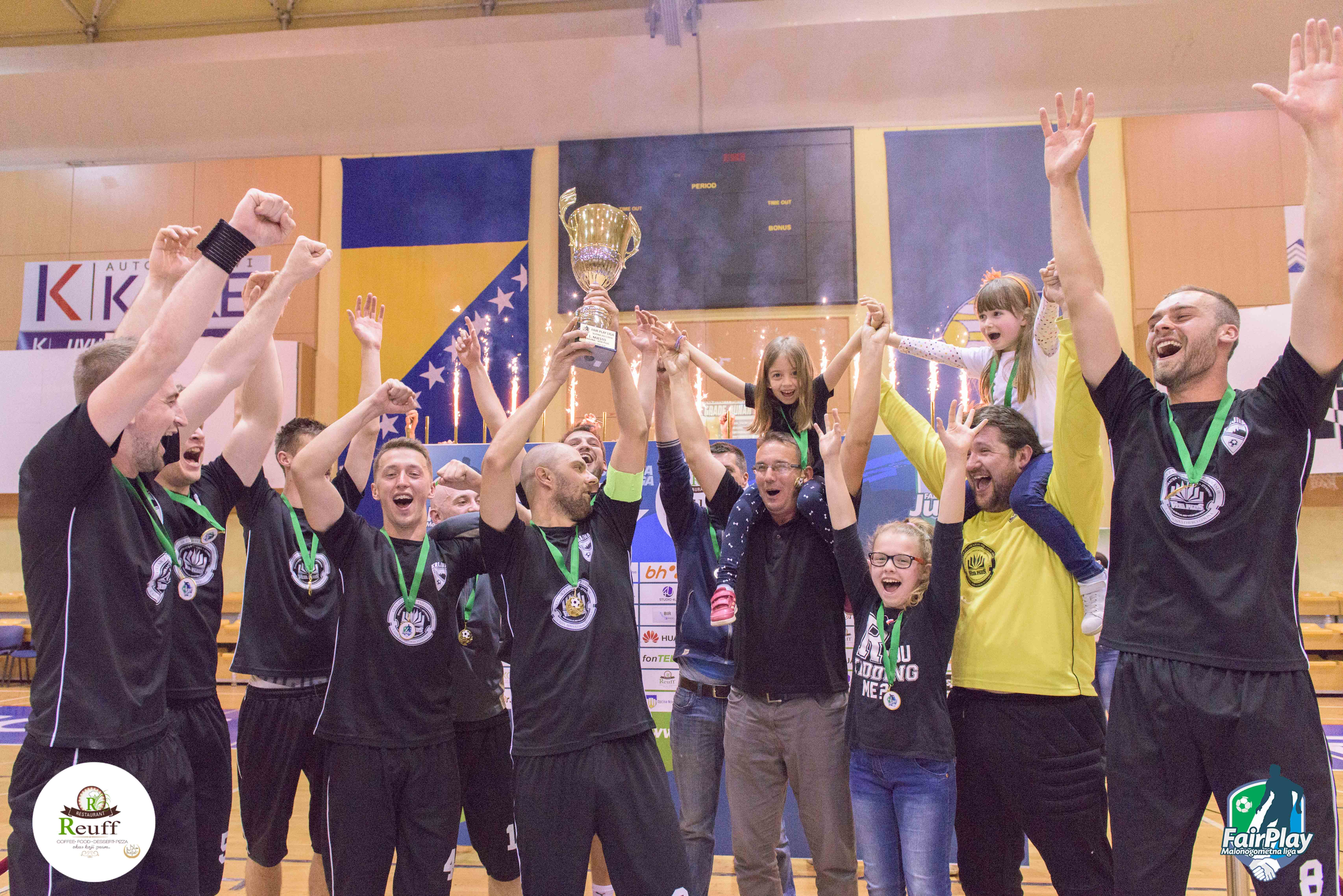 ZAVRŠENA 6. SEZONA FAIR PLAY LIGE - KRAJINA – VITA PLUS ŠAMPION