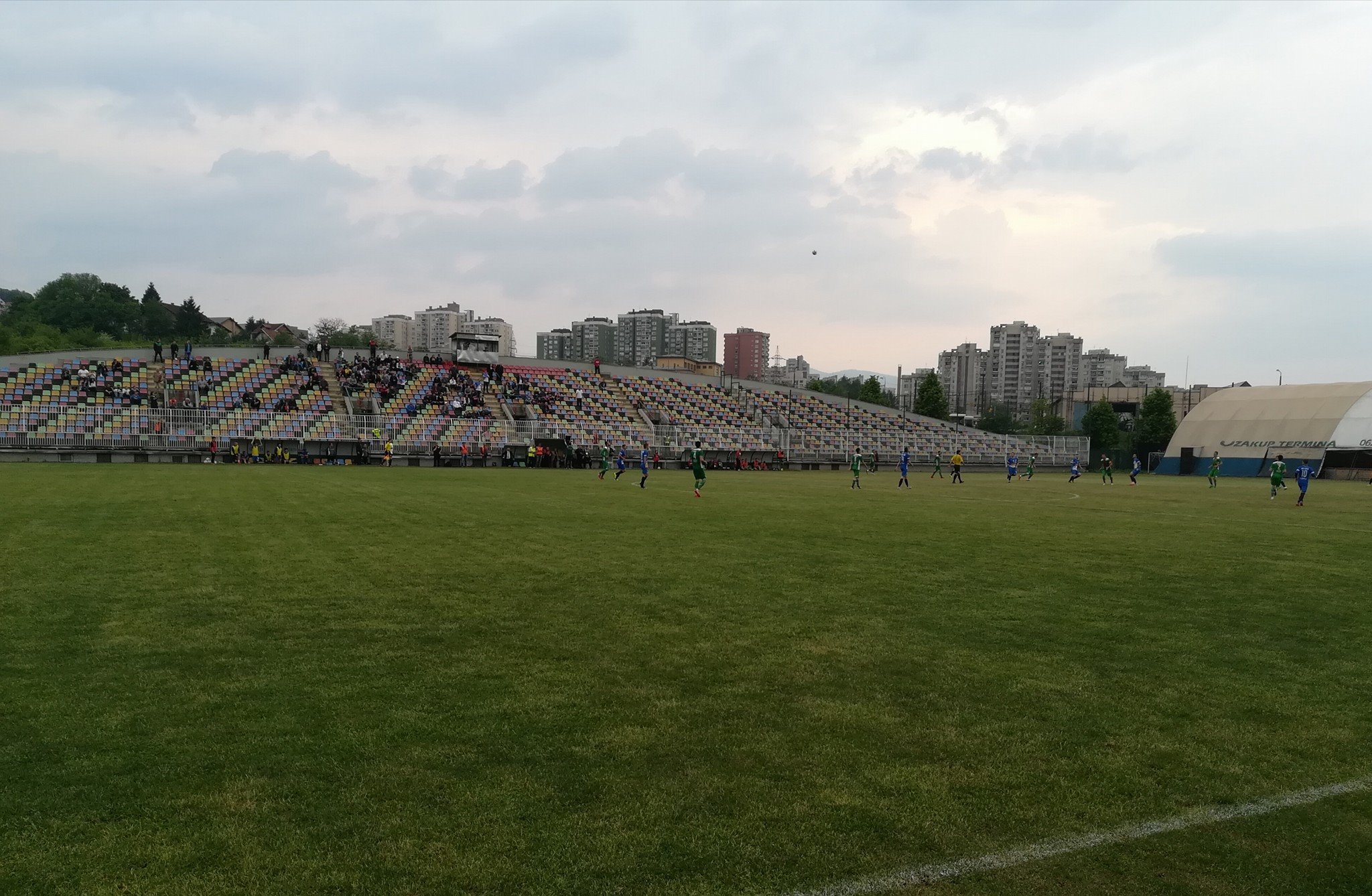 25. kolo Prve lige Federacije BiH - FK Olimpik vs TOŠK Tešanj