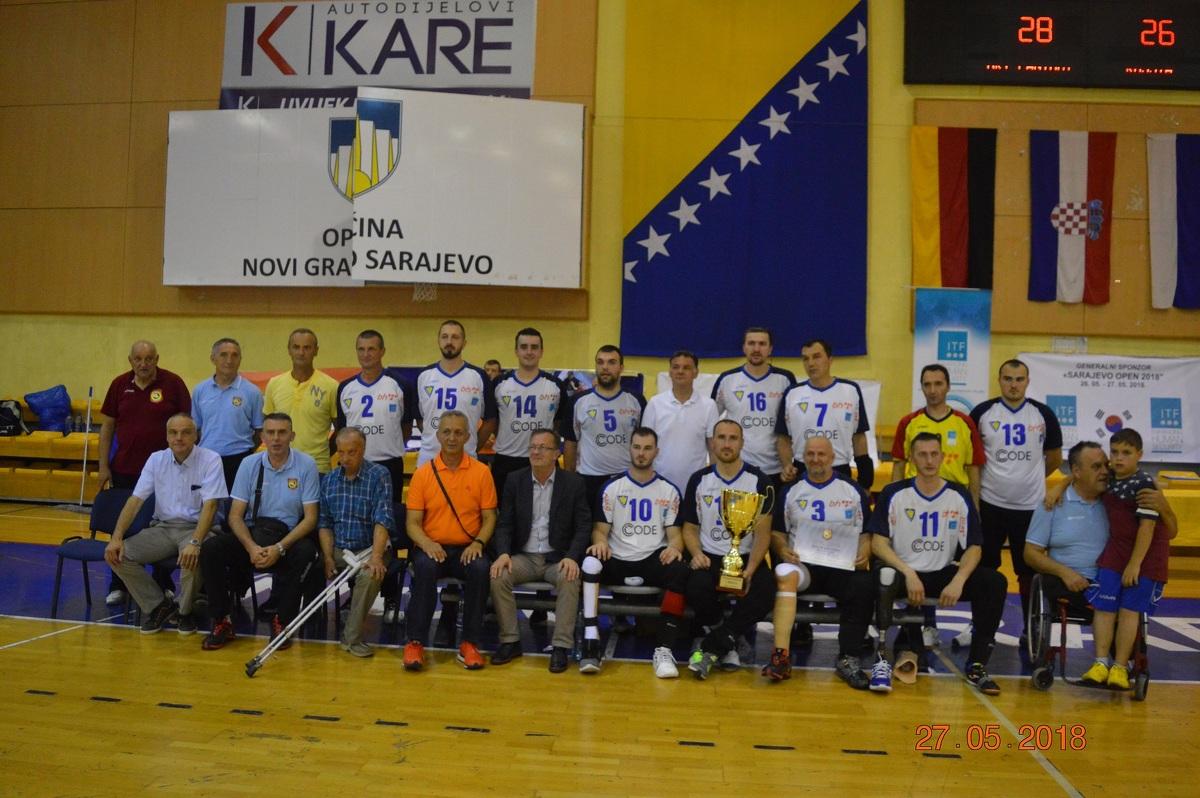 Fantomi pobjednici Sarajevo Opena 2018