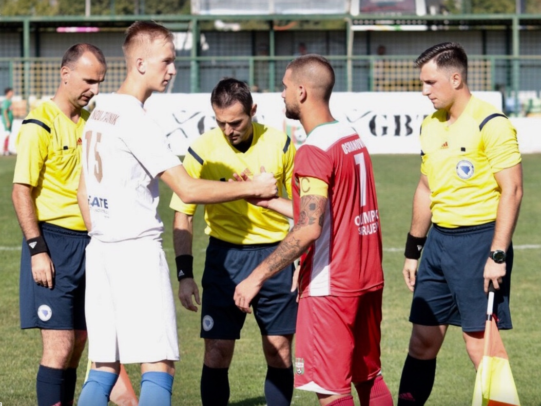 Olimpik na Otoci ispustio dva gola prednosti i osvojio samo bod protiv Novog Travnika