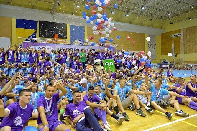 Zatvorene Sportske igre mladih: 50.000 osmijeha za kraj najljepše sportske priče u BiH