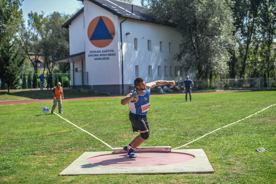 """Četvrta godišnjica od otvaranja Centra """"Safet Zajko"""" obilježena u znaku druženja, zabave i sporta"""