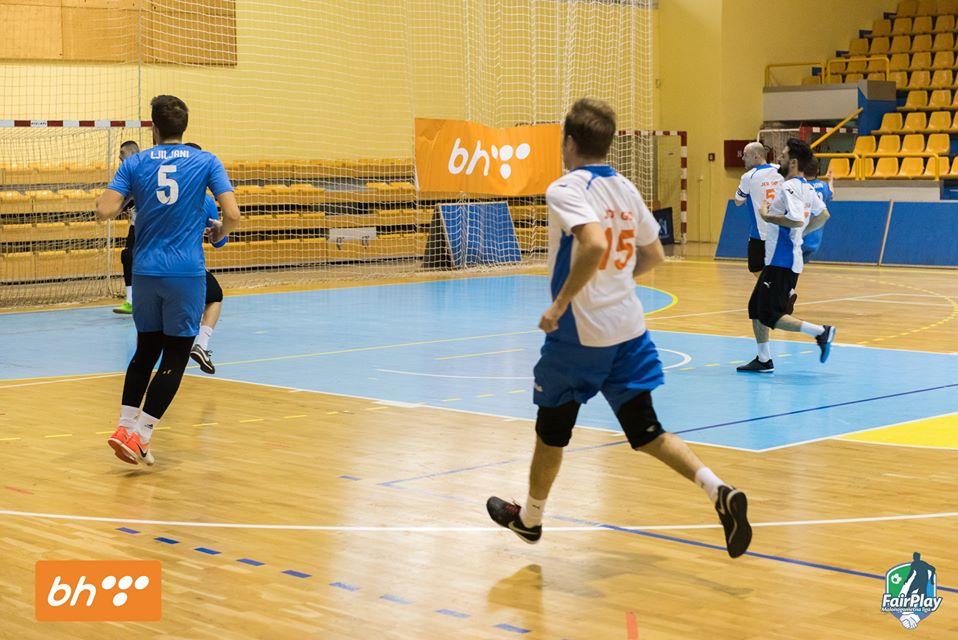 BH Telecom Fair Play liga: Nakon deset odigranih kola sedam ekipa ovjerilo kartu za razigravanje
