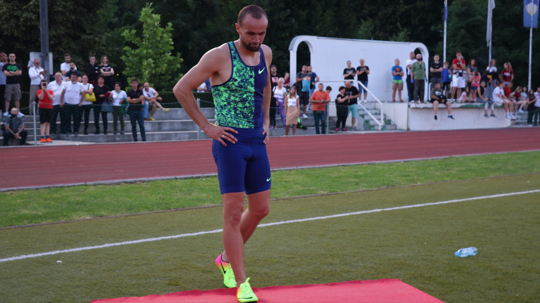 Amel Tuka slavio na Atletskom mitingu u Sarajevu