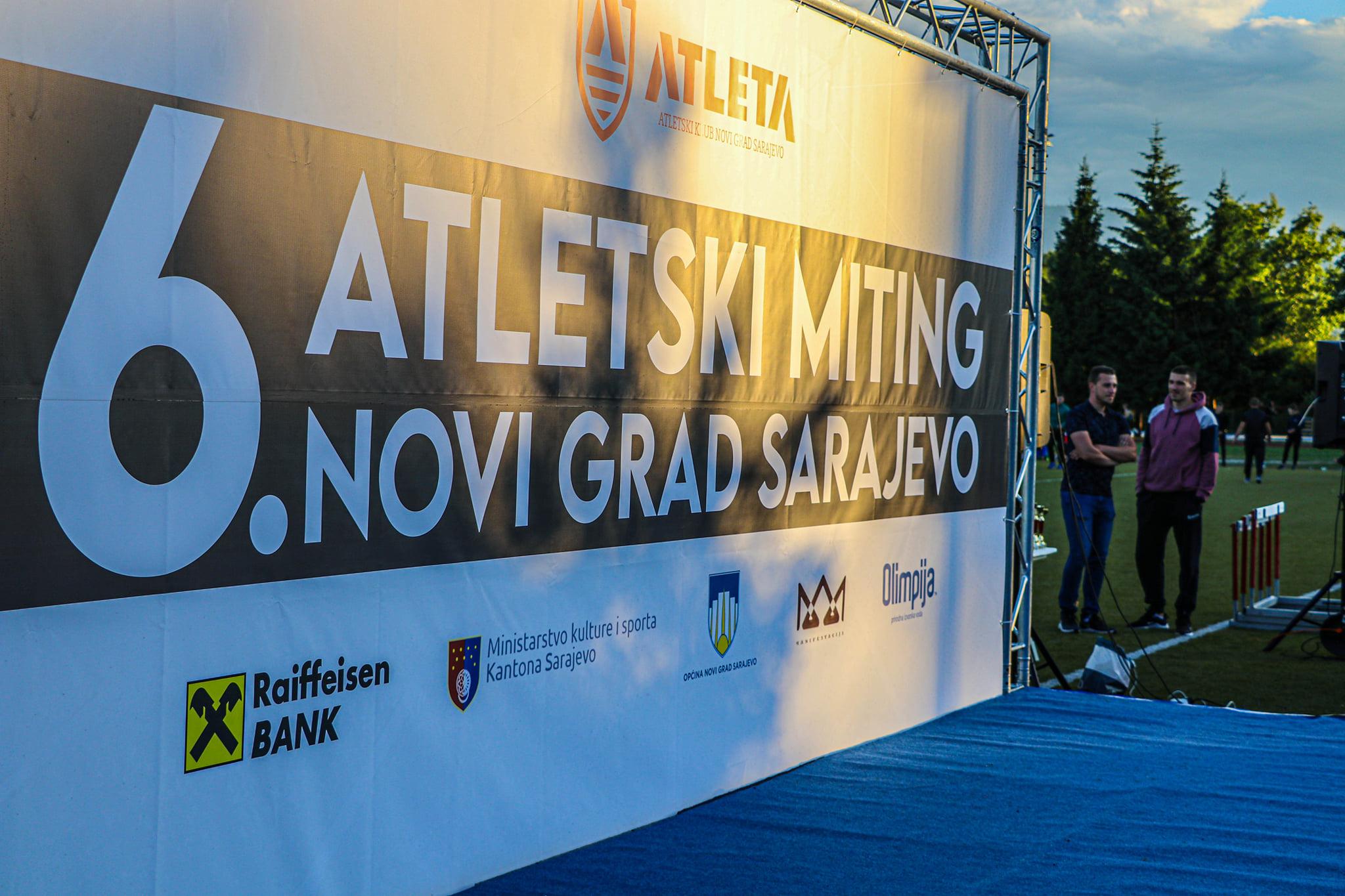 Atletski miting Novi Grad Sarajevo