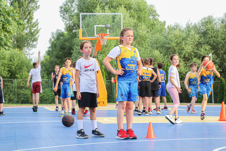 """U Centru """"Safet Zajko"""" otvorena ljetna škola košarke"""