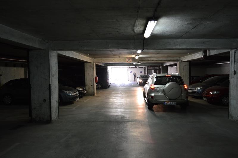 Podzemne garaže u A-Fazi - Alipašino Polje