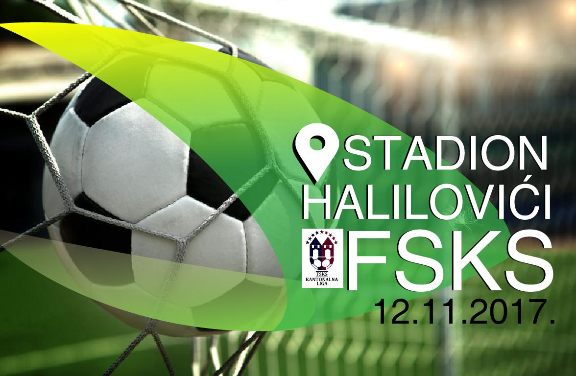 LIGA FSKS na stadionu u Halilovićima