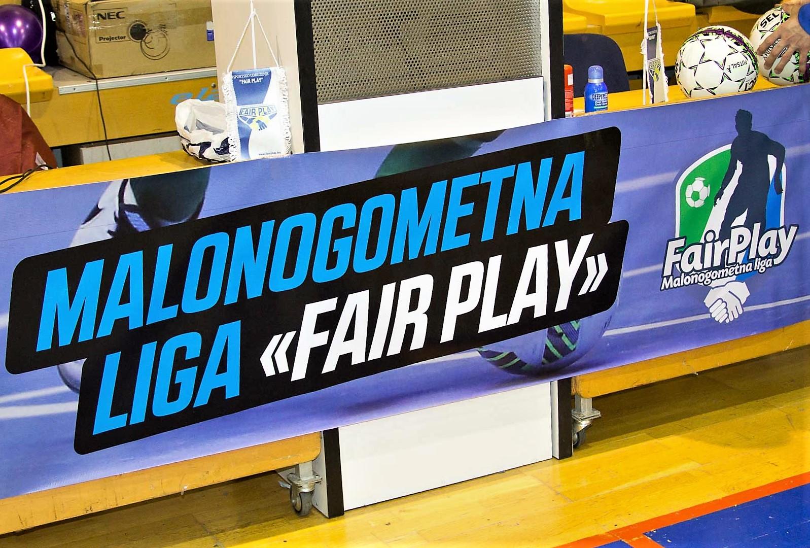 "6. sezona ""Fair Play"" lige"