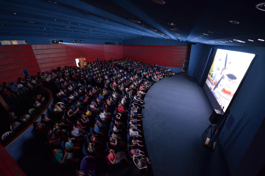 Povodom 4. godišnjice Kino Novi Grad posjetioce daruje besplatnim ulaznicama