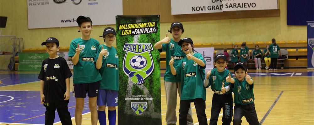 "Treći po redu Junior Cup u organizaciji SU ""Fair Play"""