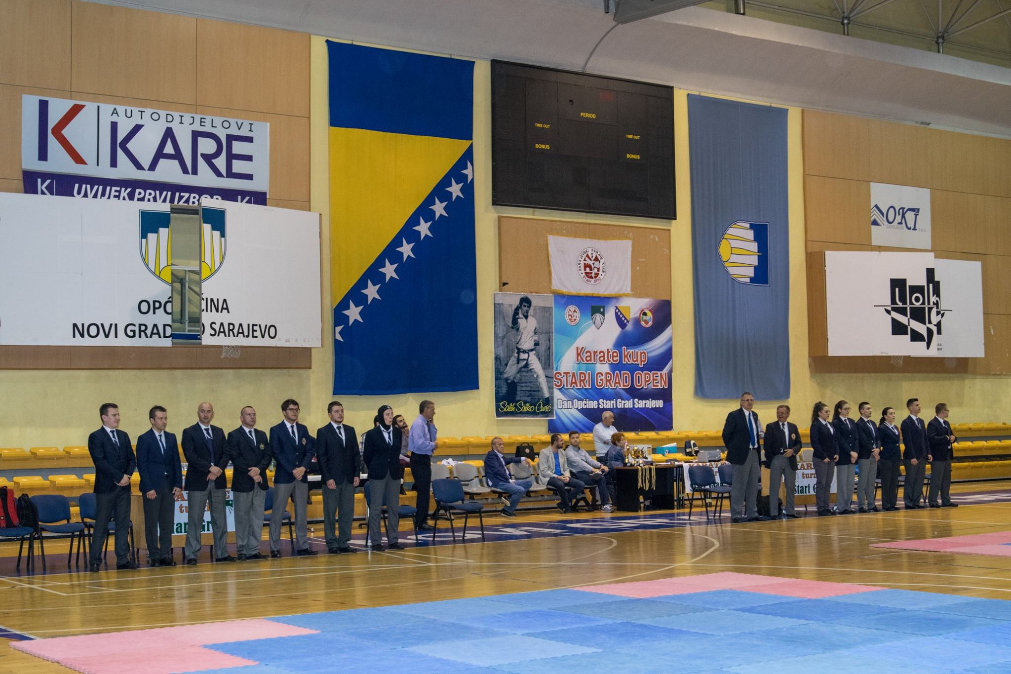 "Karate kup ""Stari Grad OPEN 2018''"