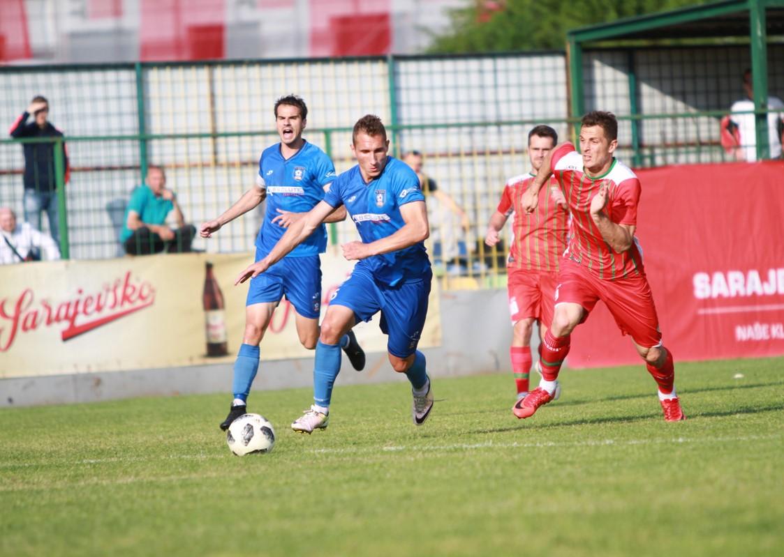 27. kolo Prve lige Federacije BiH - FK Olimpik vs NK Travnik