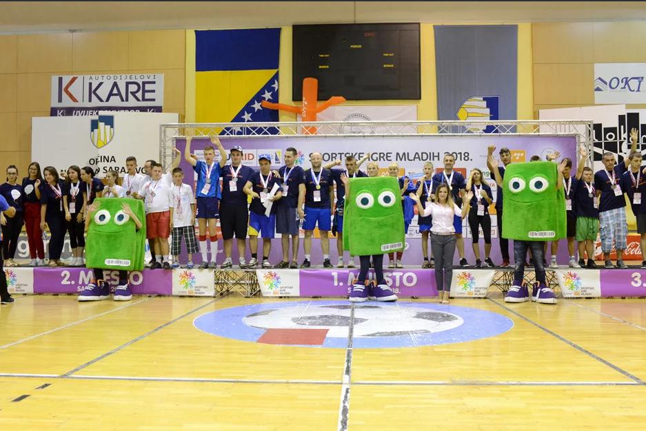 Zatvorene osme Sportske igre mladih: 44.000 dječaka i djevojčica učestvovalo ove godine