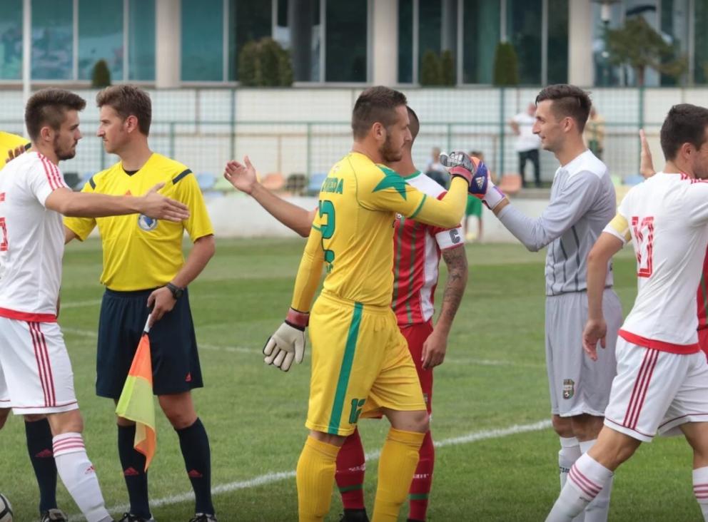 5. kolo Prve lige Federacije BiH - FK OLIMPIK vs Zvijezda 1-1.