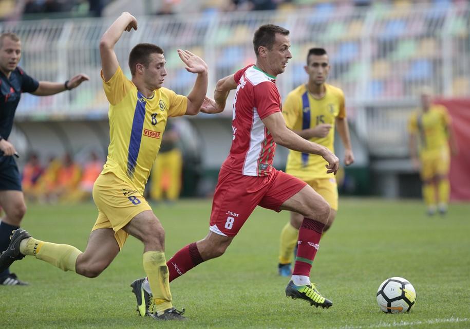 Olimpik rutinski savladao visočku Bosnu u okviru 9 kola Prve lige FBiH