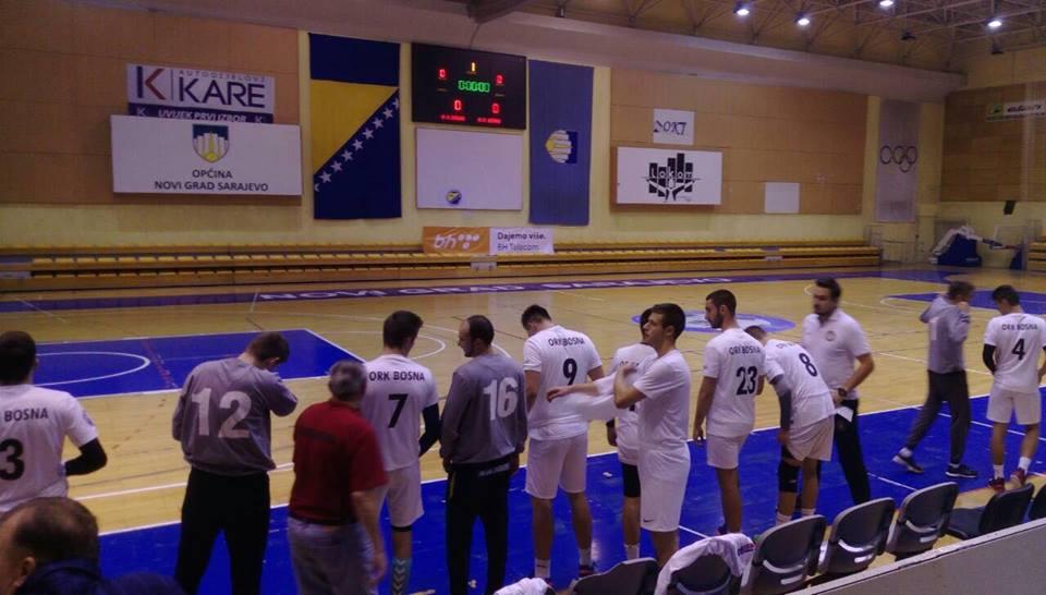3. kolo Lige Federacije , jug ORK Bosna - RK Iskra 21:29