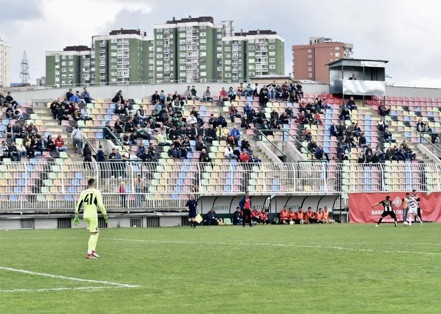 21. Kolo Prve lige FBiH u nogometu , FK Olimpik - FK Metallege 3:0