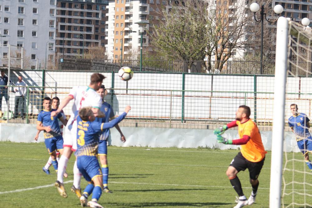 Fudbaleri Olimpika su u 23. kolu Prve lige Federacije Bosne i Hercegovine pobijedili Bratstvo rezultatom 3:0.