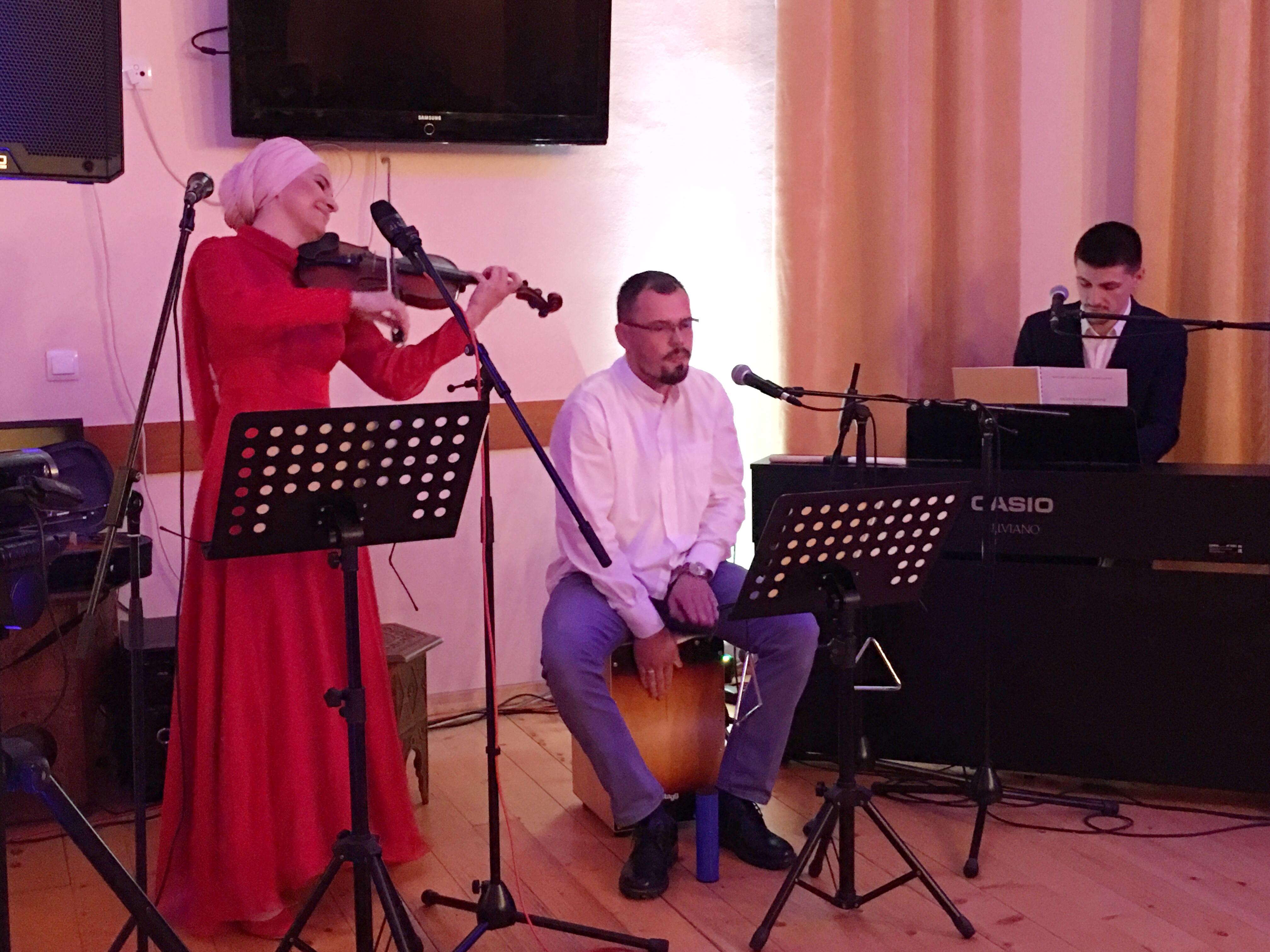 Održan koncert duhovne muzike u Centru za kulturu Dobrinja – Vila Hadžihalilovića