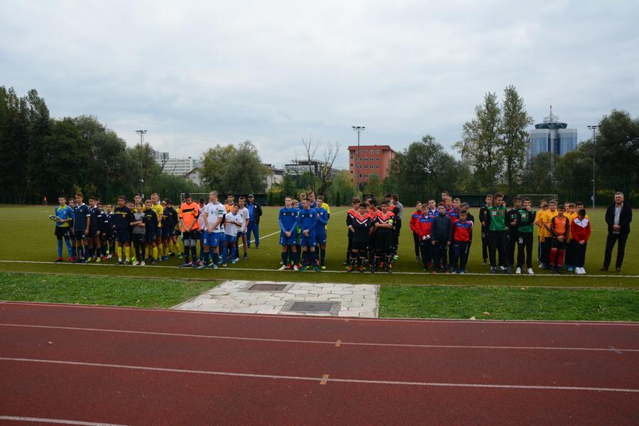 """Malonogometni turnir u Centru """"Safet Zajko"""" u znak sjećanja na herojski put boraca 2. Viteške motorizovane brigade"""