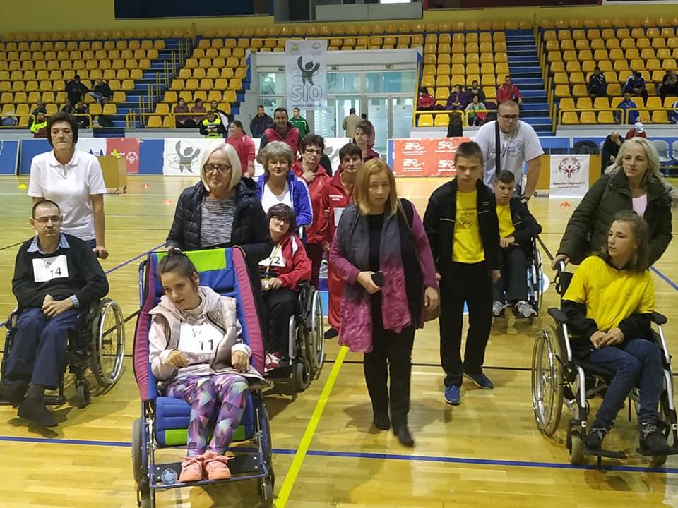 Sportske IGRE OAZE 2019, dvorana ''Ramiz Salčin''