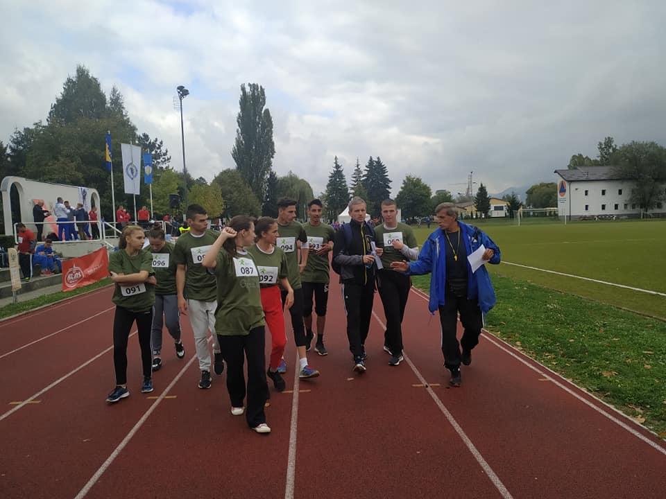 Sportske IGRE OAZE 2019,  centar ''Safet Zajko''