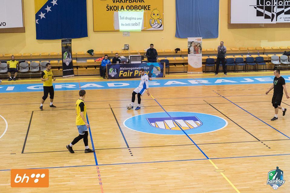 SU Futuro do rekorda sezone u devetom kolu BH Telecom Fair Play lige