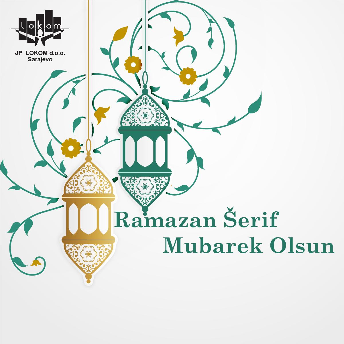 Ramazanska čestitka